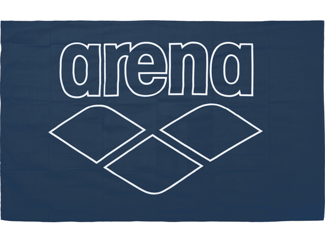 arena Pool Smart Serviette pour chien, navy-white